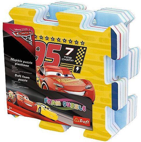 Trefl Puzzlopianka Cars 3/Auta 3
