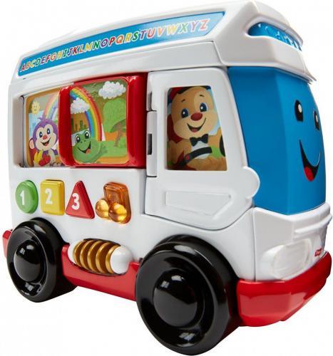 Fisher Price Autobus Szczeniaczka (FHF11)