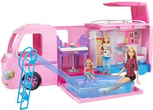 Mattel Barbie Wymarzony kamper (FBR34)