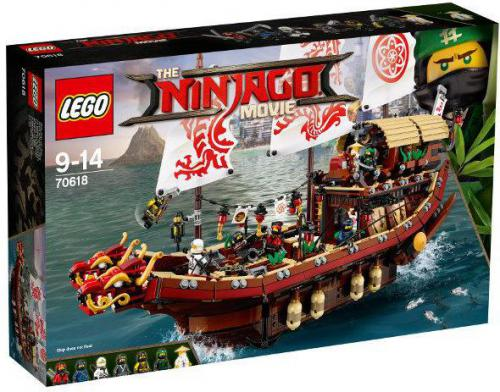 LEGO Ninjago Perła Przeznaczenia (LG70618)