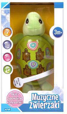 Artyk Zabawka muzyczna - Żółwik (118104)