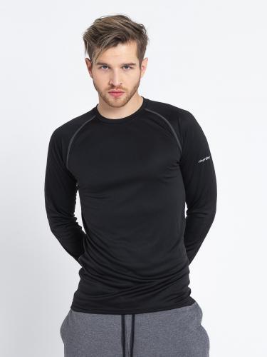 MARTES Koszulka męska Ravo Black/ Dark Grey r. M