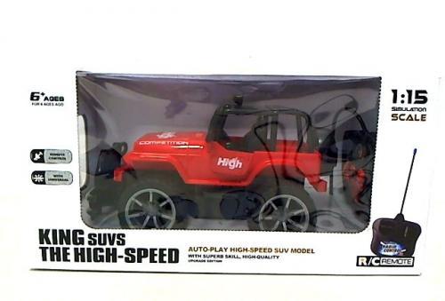 Norimpex Auto na radio Jeep High King (NO-1000777)