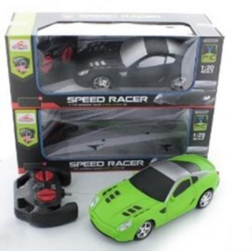 Norimpex Auto na radio Speed Racer czarne szyby (NO-1000496)