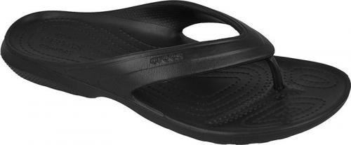 Crocs klapki Classic Flip czarne r. 41-42 (202635)