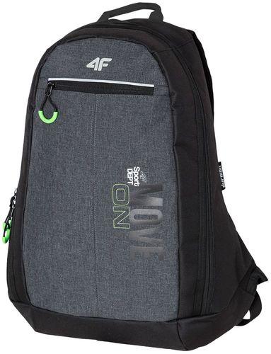 4f Plecak sportowy H4Z17-PCU002 17L szaro-czarny