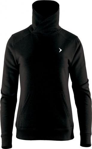 4f Bluza damska Outhorn w czarna r. L (HOZ17-BLD600*L)