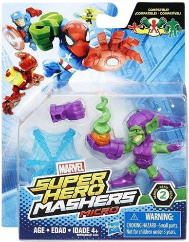 Hasbro Super Hero Mashers Micro Green  Goblin (B6431)