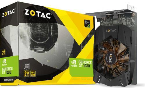 Karta graficzna Zotac GT 1030 2GB GDDR5 (64 bit), VGA, HDMI, BOX (ZT-P10300C-10M)