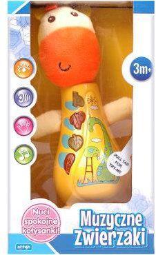 Artyk Zabawka muzyczna - Żyrafa
