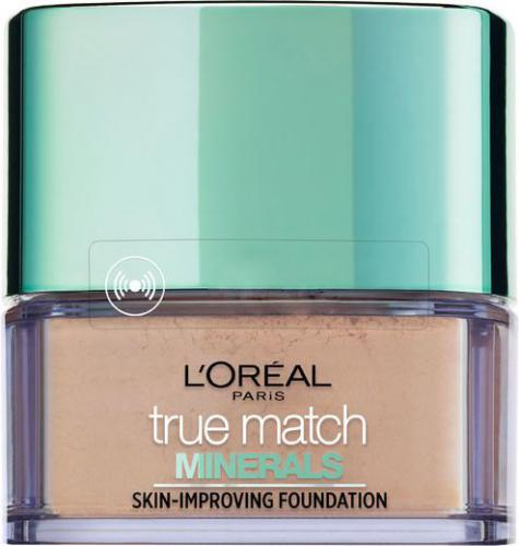 L'Oreal Paris True Match Minerals Skin-Improving Foundation Podkład mineralny 1D/1W Golden Ivory 10g