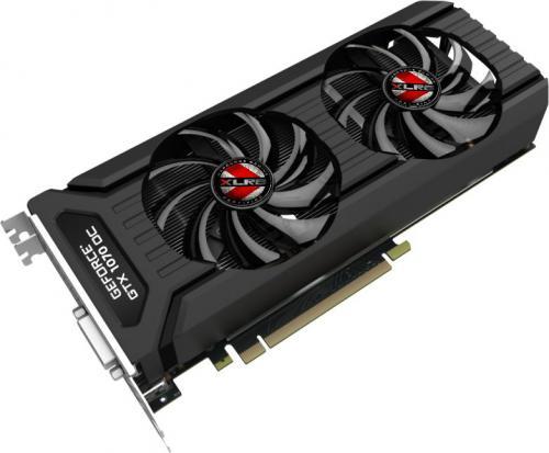 Karta graficzna PNY Technologies GeForce GTX 1070 OC GAMING DUAL FAN 8GB GDDR5 (256 Bit) DVI-D, HDMI, 3xDisplayPort, BOX (KF1070GTXXR8GEPB)