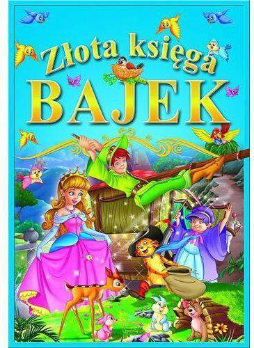 Złota Księga Bajek (114994)