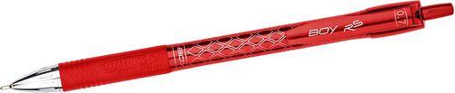 Rystor Długopis Boy-Pen 0.7mm RS czerwony
