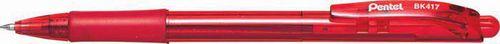 Pentel Długopis WOW B czerwony (BK417-CZER)