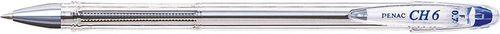 NAC Długopis CH6  0.7 mm Niebieski