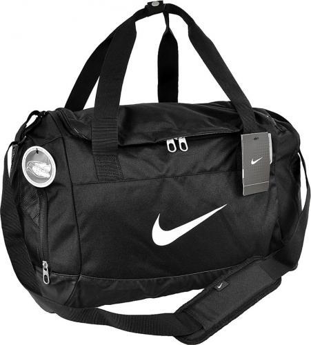 Nike CLUB Torba sportowa mała czarna (12490)