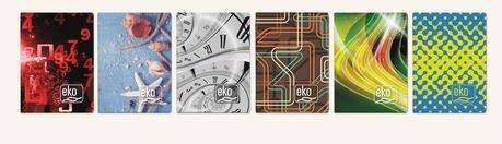 TELEGRAPH Kalendarz 2018 Kieszonkowy EKO IMPRESS MIX (246248)