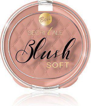 BELL Secretale Soft Blush  Róż do policzków 01 1szt.
