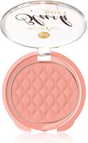 BELL Secretale Soft Blush  Róż do policzków 03 1szt.