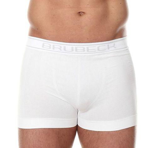 Brubeck Bokserki męskie Comfort Cotton białe r. L (BX00501A)