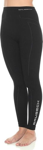 Brubeck Spodnie damskie Extreme Wool czarne r. M (LE11130)