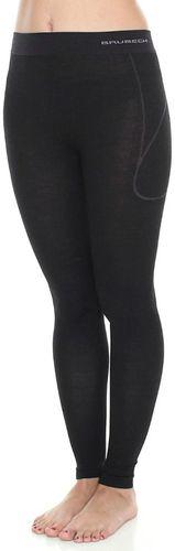 Brubeck Spodnie damskie z długą nogawką Active Wool czarne r. L (LE11700)