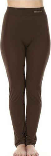 Brubeck Spodnie damskie COMFORT NIGHT r.S brązowe (LE11780)