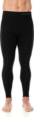 Brubeck Spodnie męskie THERMO z długą nogawką czarne r. M (LE11840)