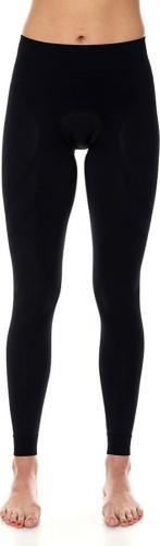 Brubeck Spodnie damskie długie z wkładką r.S czarne (LE11910)