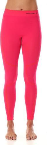 Brubeck Spodnie damskie THERMO z długą nogawką różowe r. XS (LE11870)