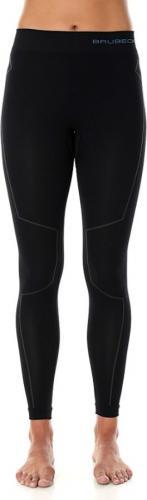 Brubeck Spodnie damskie THERMO z długą nogawką czarne r. XS (LE11870)