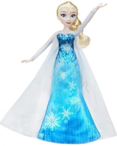 Hasbro Frozen Elza w muzycznej sukni C0455