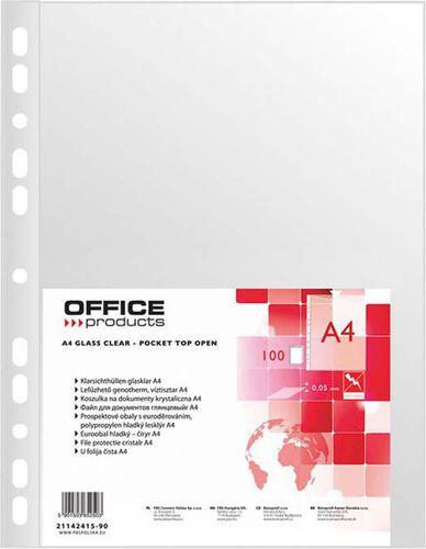 OFFICE PRODUCTS A4 100szt Krystaliczna (21142415-9)