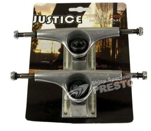 Justice Truck Peer Silver Do Deskorolki  2szt. (23700)