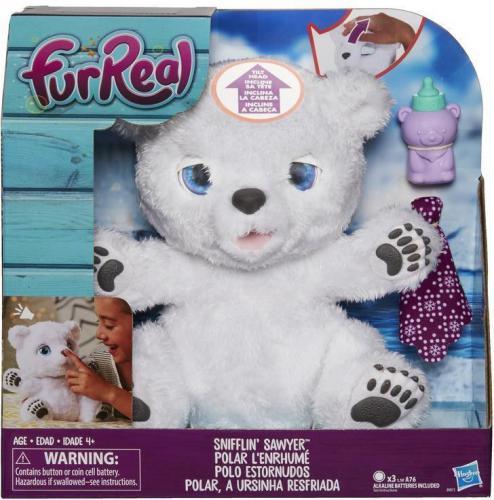 Hasbro FurReal Miś polarny (B9073)