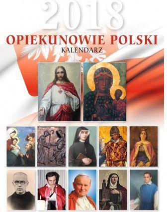 WAM Kalendarz 2018 Opiekunowie Polski (250260)