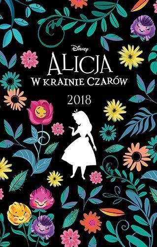Zielona Sowa Kalendarz 2018 Alicja w Krainie Czarów (252061)