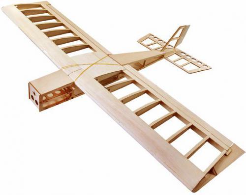 DWhobby Samolot Stick Balsa Kit (DW/EWBS-01A)