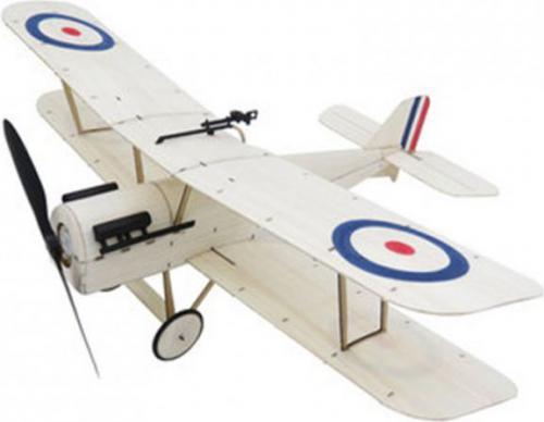 DWhobby Samolot RAF S.E.5A Balsa KIT (DW/EBK4-01)