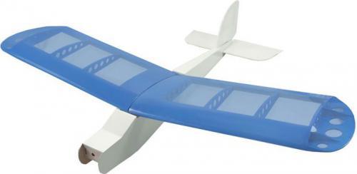 DWhobby Samolot Idol Balsa Kit + Motor + ESC + 2x Serwo (DW/EWOL-04A)