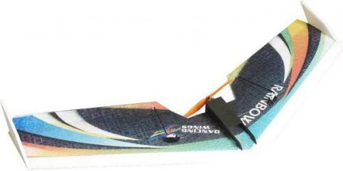 DWhobby Rainbow Flying Wing EPP Kit + Motor + ESC + Servo (DW/DPRF03024)