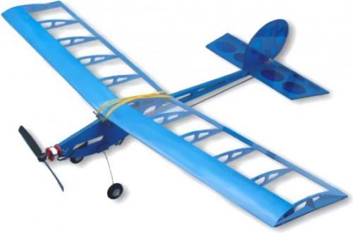 DWhobby Samolot YOYO Balsa Kit + Motor + ESC + 2x Serwo (DW/EYYO-04A)
