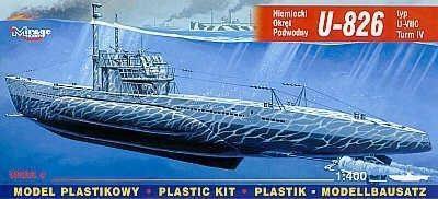 Mirage Okręt Podwodny 'U-826' - 217570