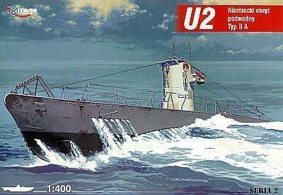 Mirage Okręt Podwodny U-2 - 217562