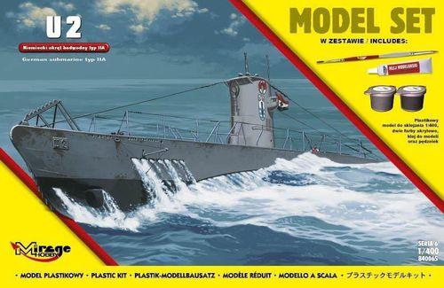 Mirage Okręt Podwodny U2 - 213240