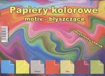 Cormoran Zeszyt papierów kolorowych A4 Motiv - 201074