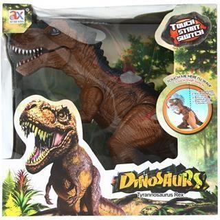 Mega Creative Dinozaur ruchome elementy - 251897