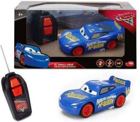 Dickie Auto na radio Zygzak McQueen Single Drive Auta 3 DICKIE - 203081002
