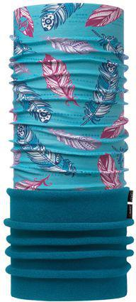 Buff Komin Junior Polar Feathers Pool niebieski (BUF115475.722.10.00)